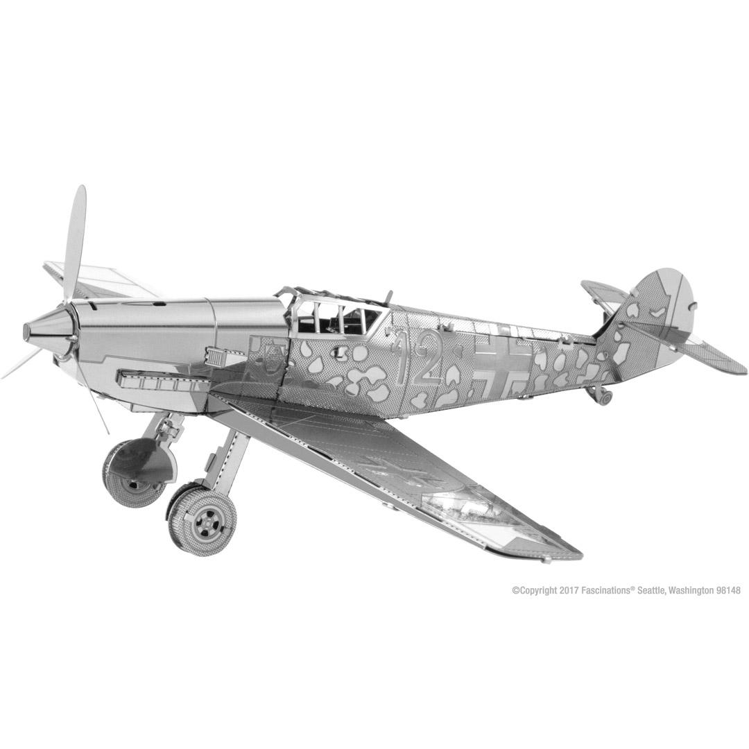 WWII Supermarine Spitfire Metal Earth